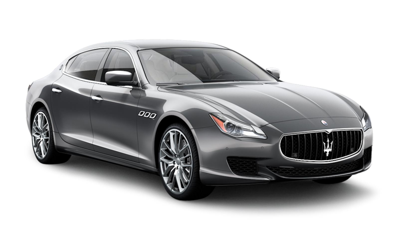 2015 Maserati Quattroporte - Information and photos - ZombieDrive
