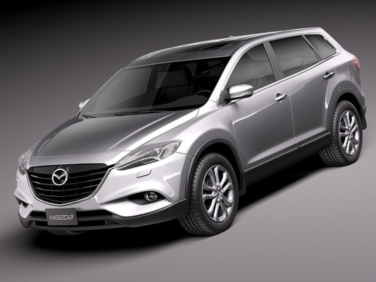 2015 mazda cx 9 information and photos zombiedrive. Black Bedroom Furniture Sets. Home Design Ideas