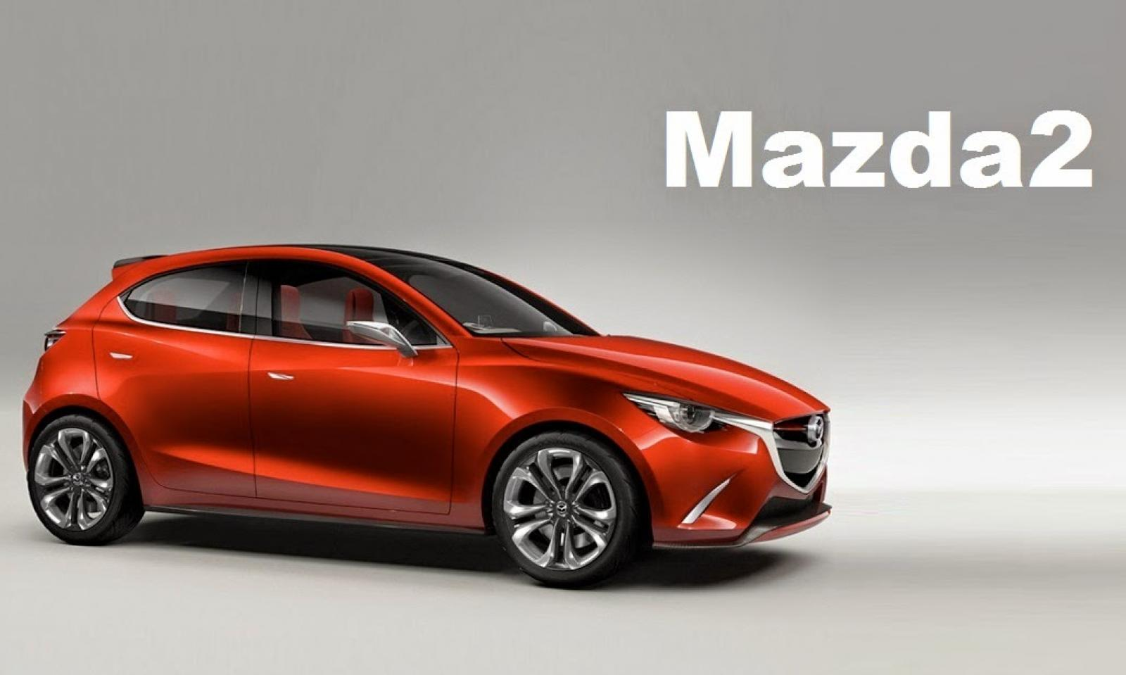 2015 mazda mazda2 information and photos zombiedrive. Black Bedroom Furniture Sets. Home Design Ideas