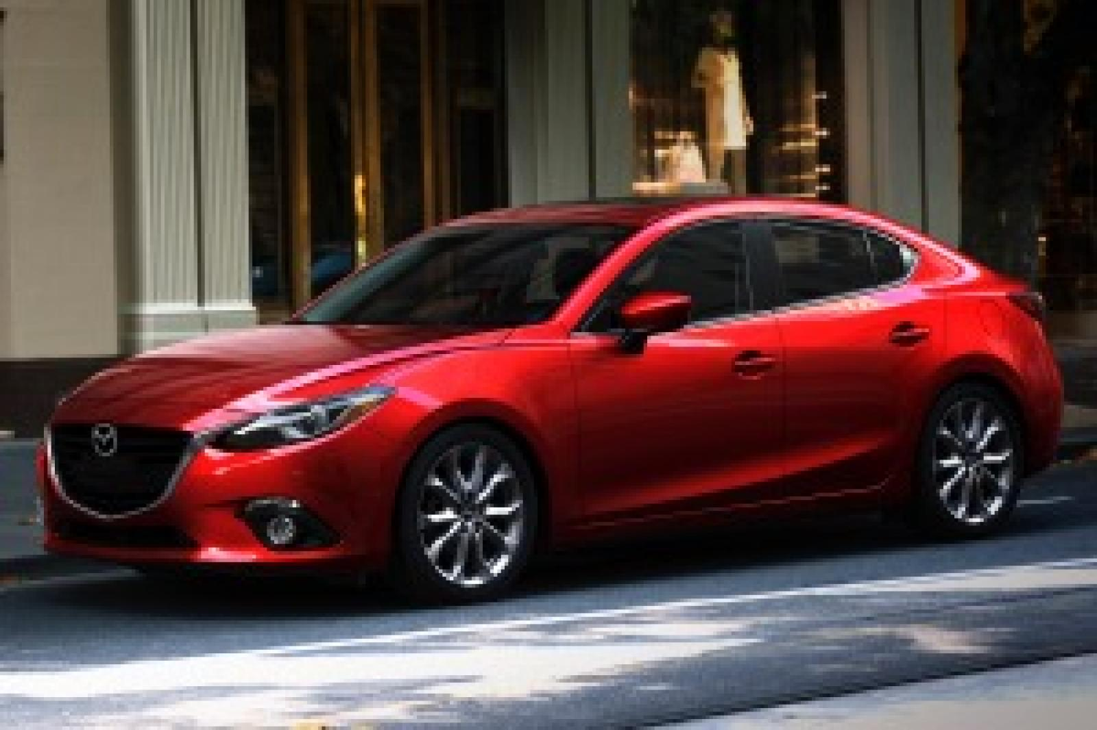 2015 mazda mazda3 - information and photos - zombiedrive