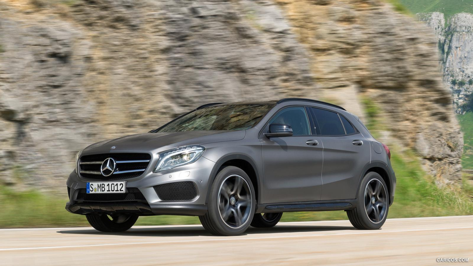 2015 mercedes benz gla class information and photos for Mercedes benz 2015 gla