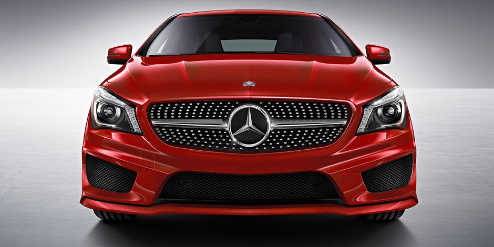 2015 mercedes-benz cla-class - information and photos - zombiedrive