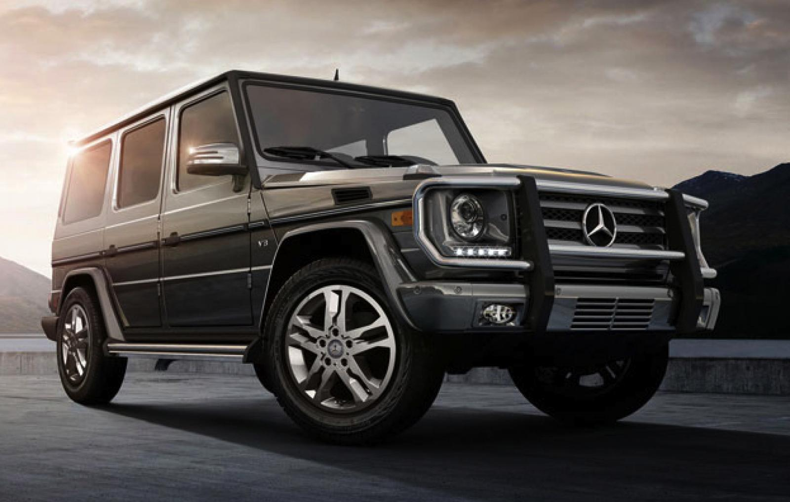 2015 mercedes benz g class information and photos for Mercedes benz g class pictures