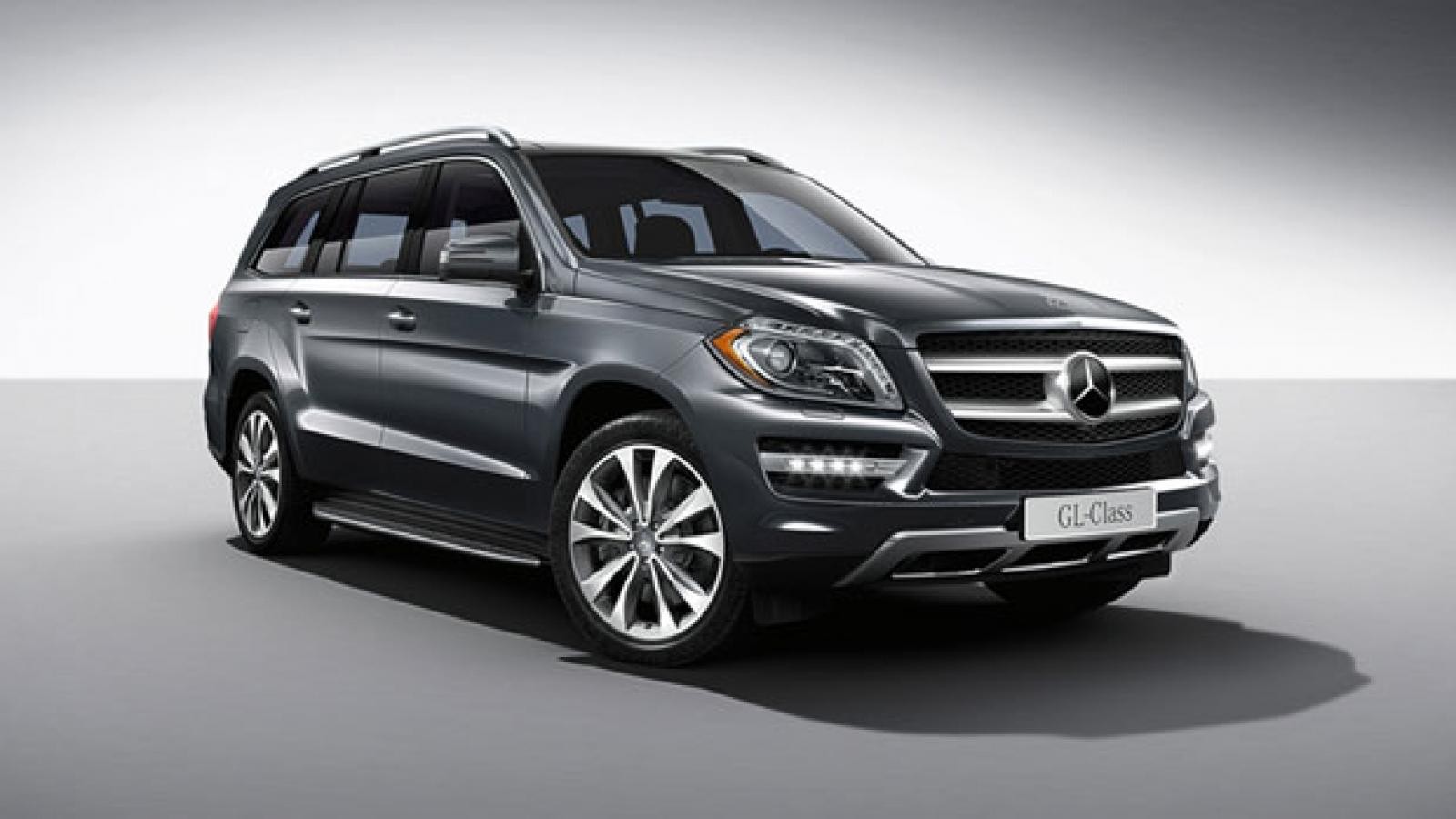 2015 mercedes benz gl class information and photos zombiedrive. Black Bedroom Furniture Sets. Home Design Ideas