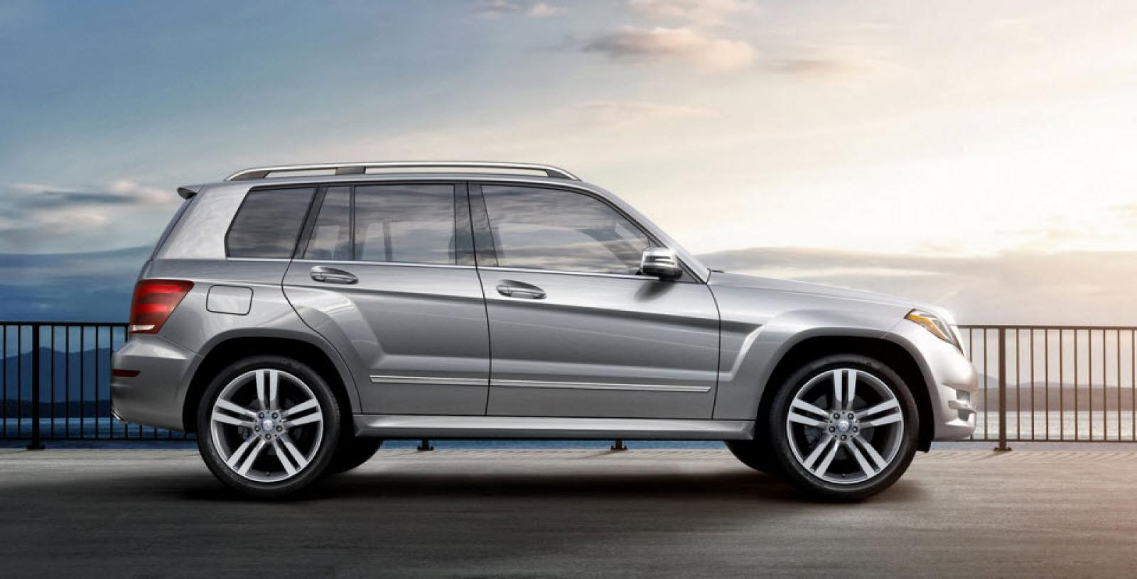 2015 Mercedes Benz Glk Class Information And Photos
