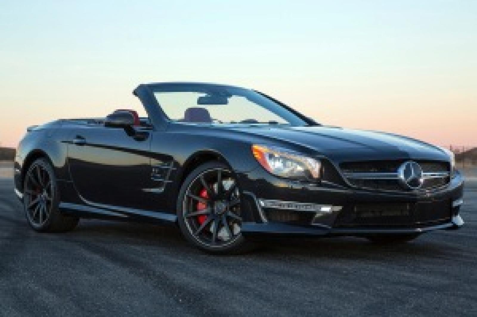 2015 mercedes benz sl class information and photos
