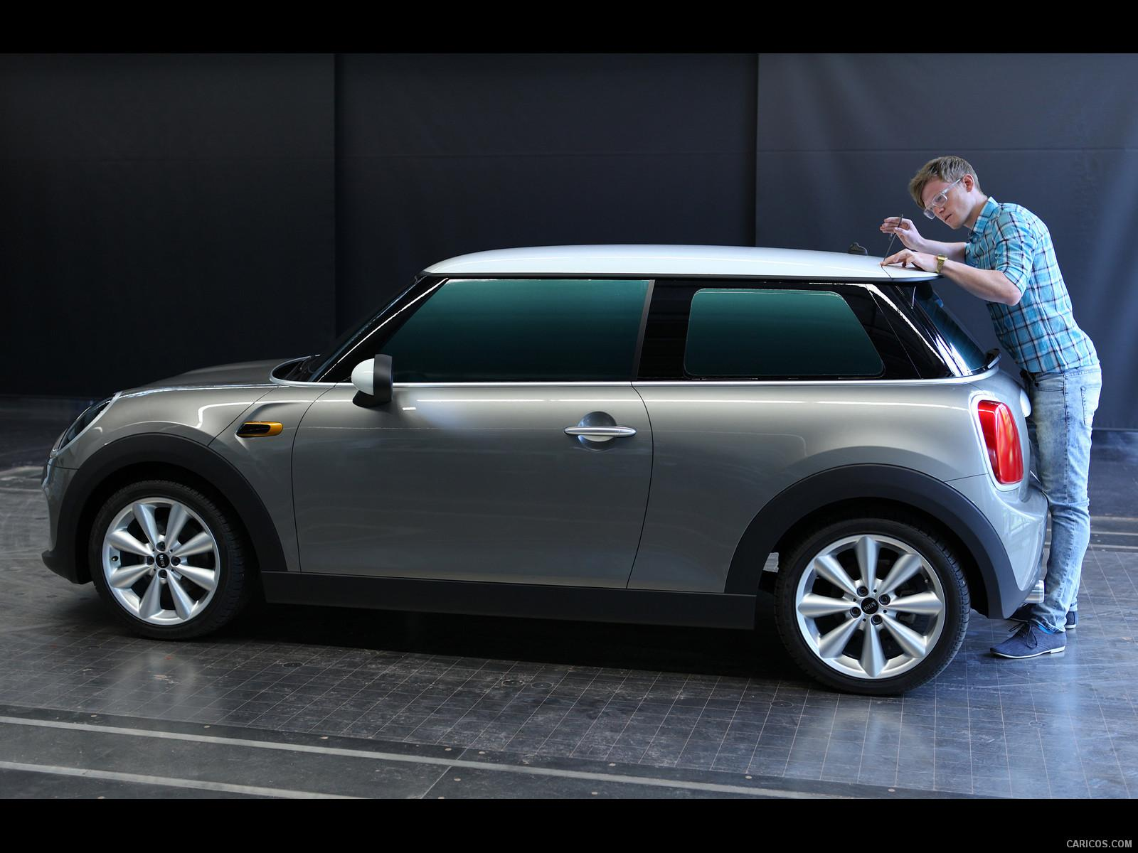2015 mini cooper information and photos zombiedrive. Black Bedroom Furniture Sets. Home Design Ideas