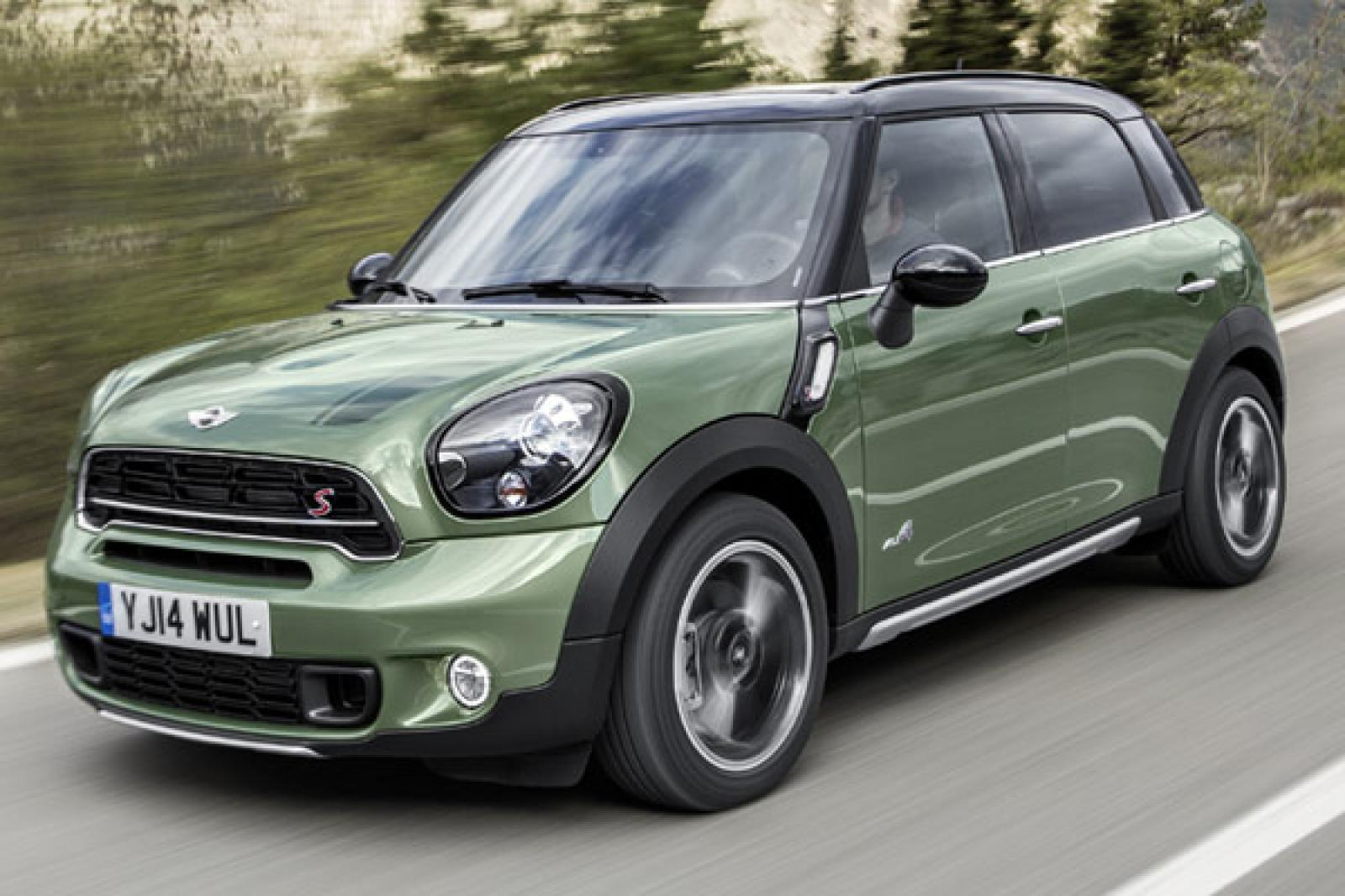 2015 mini cooper countryman information and photos zombiedrive. Black Bedroom Furniture Sets. Home Design Ideas