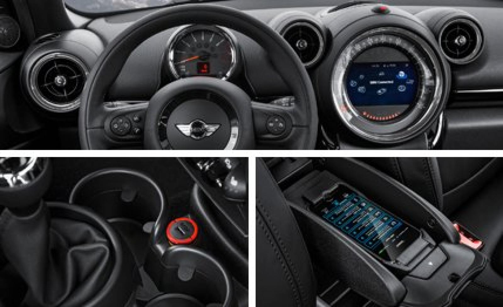 2015 mini cooper paceman interior images galleries with a bite. Black Bedroom Furniture Sets. Home Design Ideas