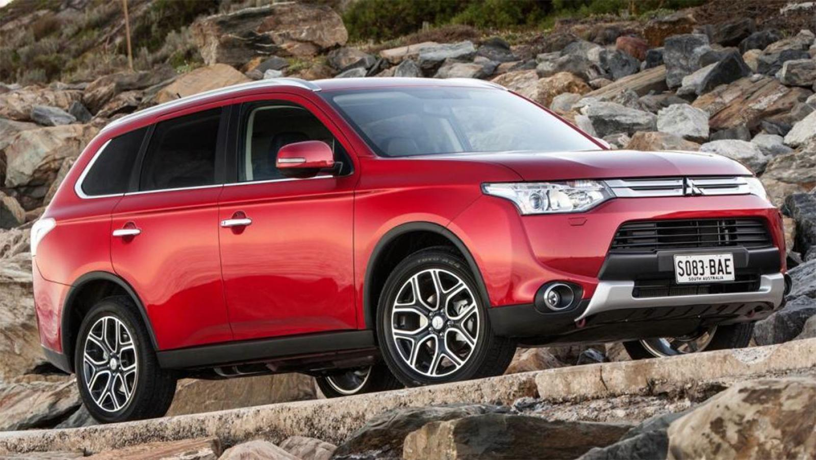 2015 Mitsubishi Outlander Information And Photos Zombiedrive 2013 Wiring Diagrams 800 1024 1280 1600 Origin