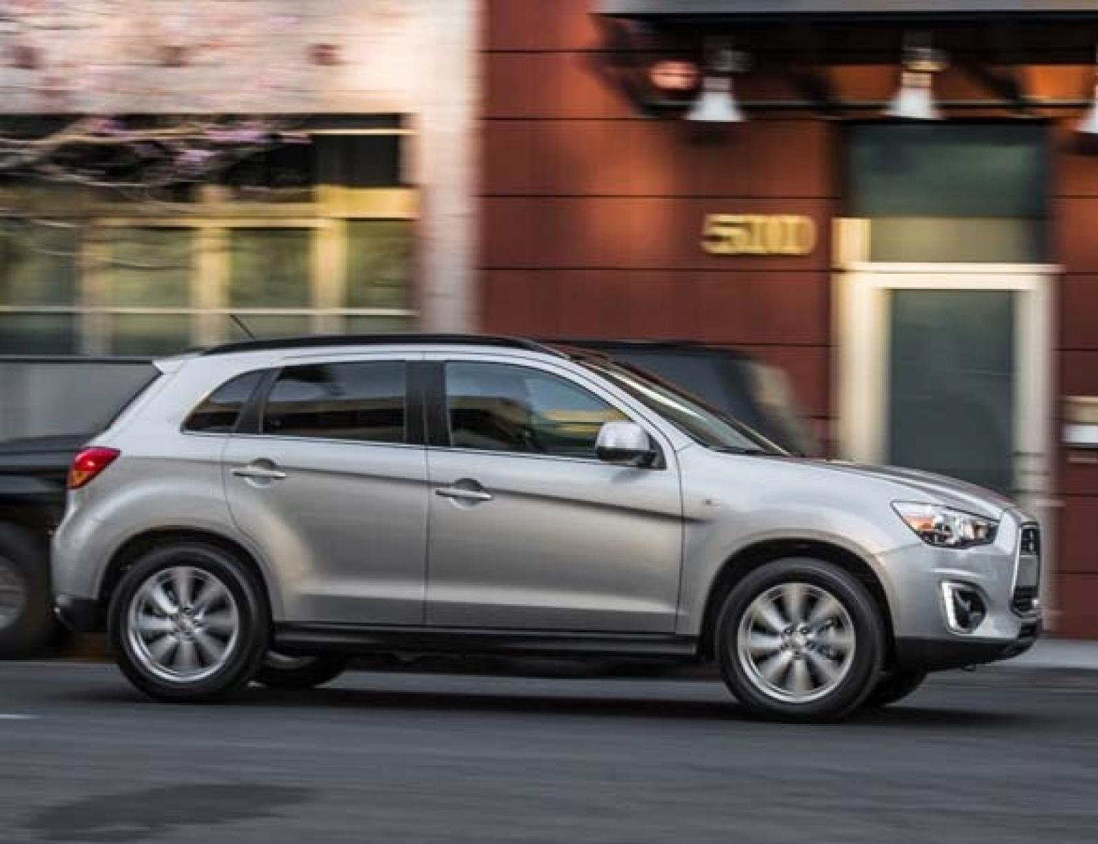 2015 Mitsubishi Outlander Sport - Information and photos