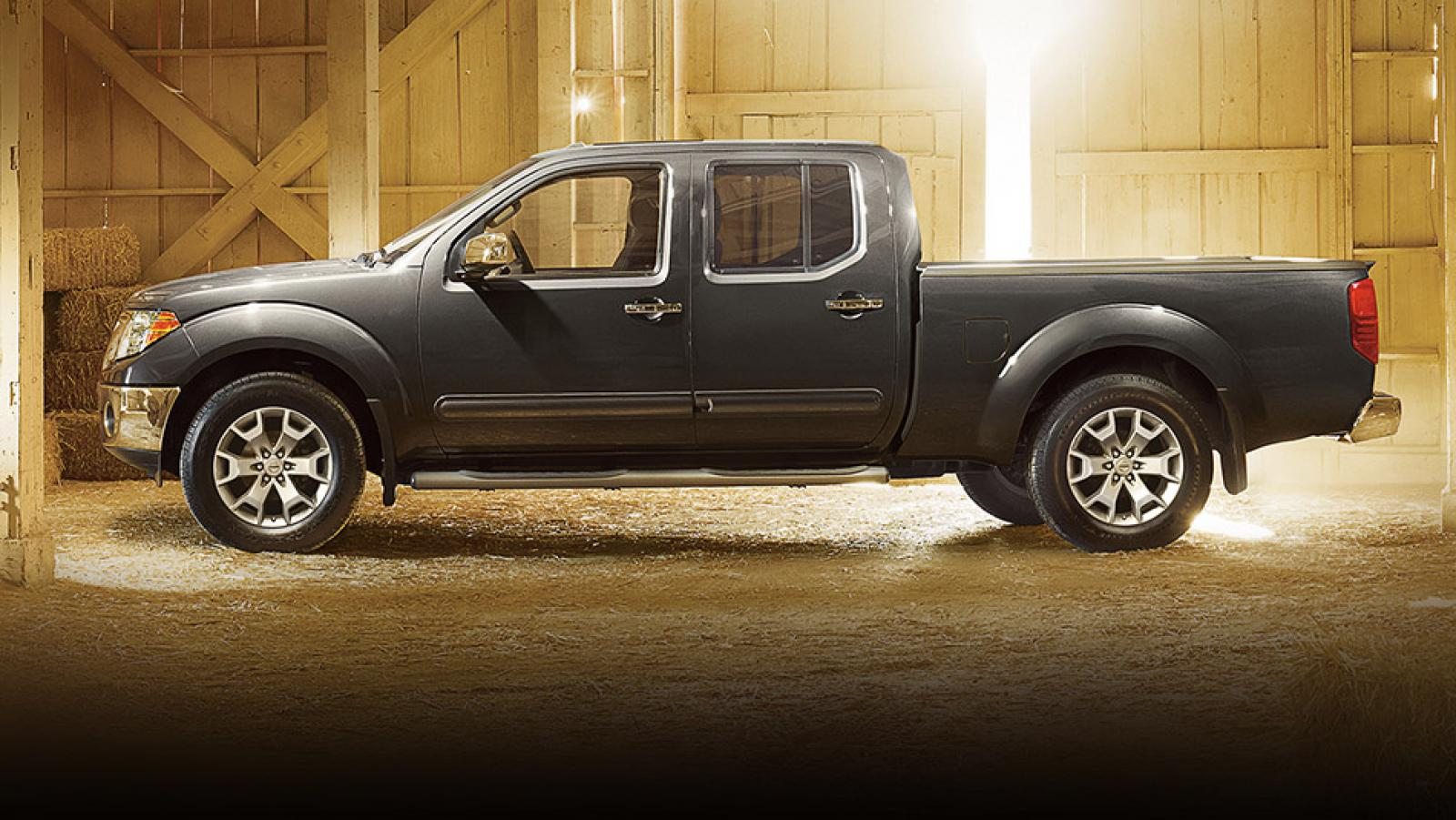 Nissan frontier information and photos zombiedrive