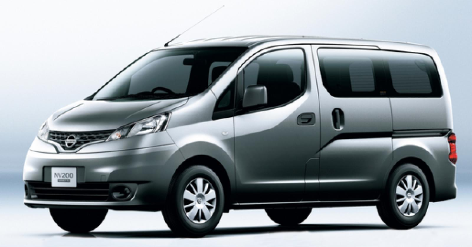 2015 nissan nv200 information and photos zombiedrive. Black Bedroom Furniture Sets. Home Design Ideas