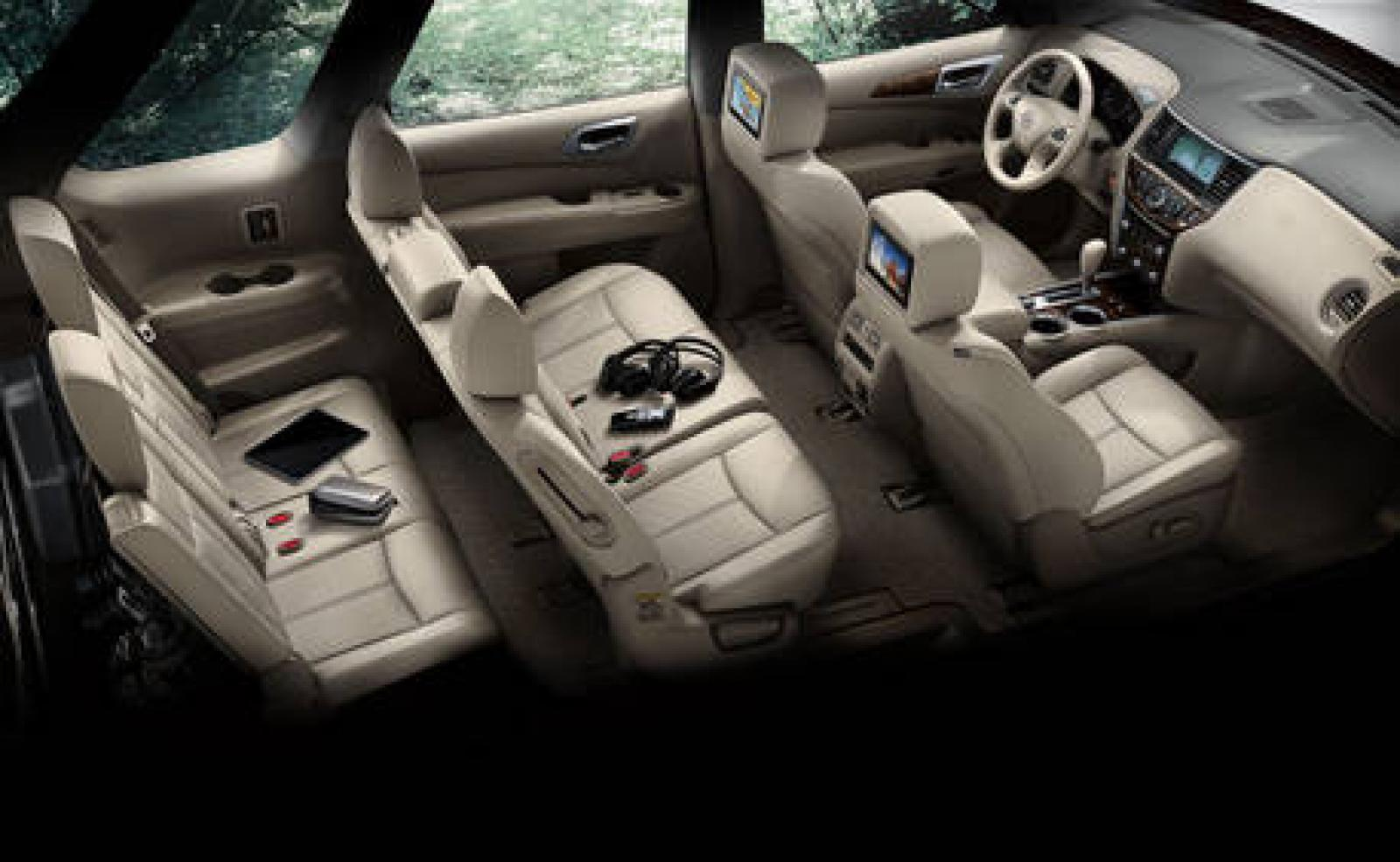 2015 Nissan Pathfinder - Information and photos - ZombieDrive
