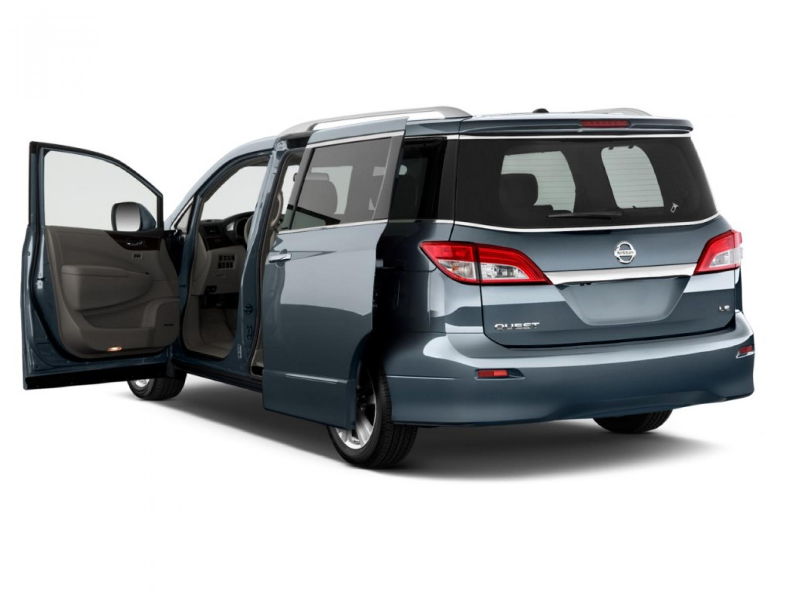 2015 nissan quest - information and photos - zombiedrive