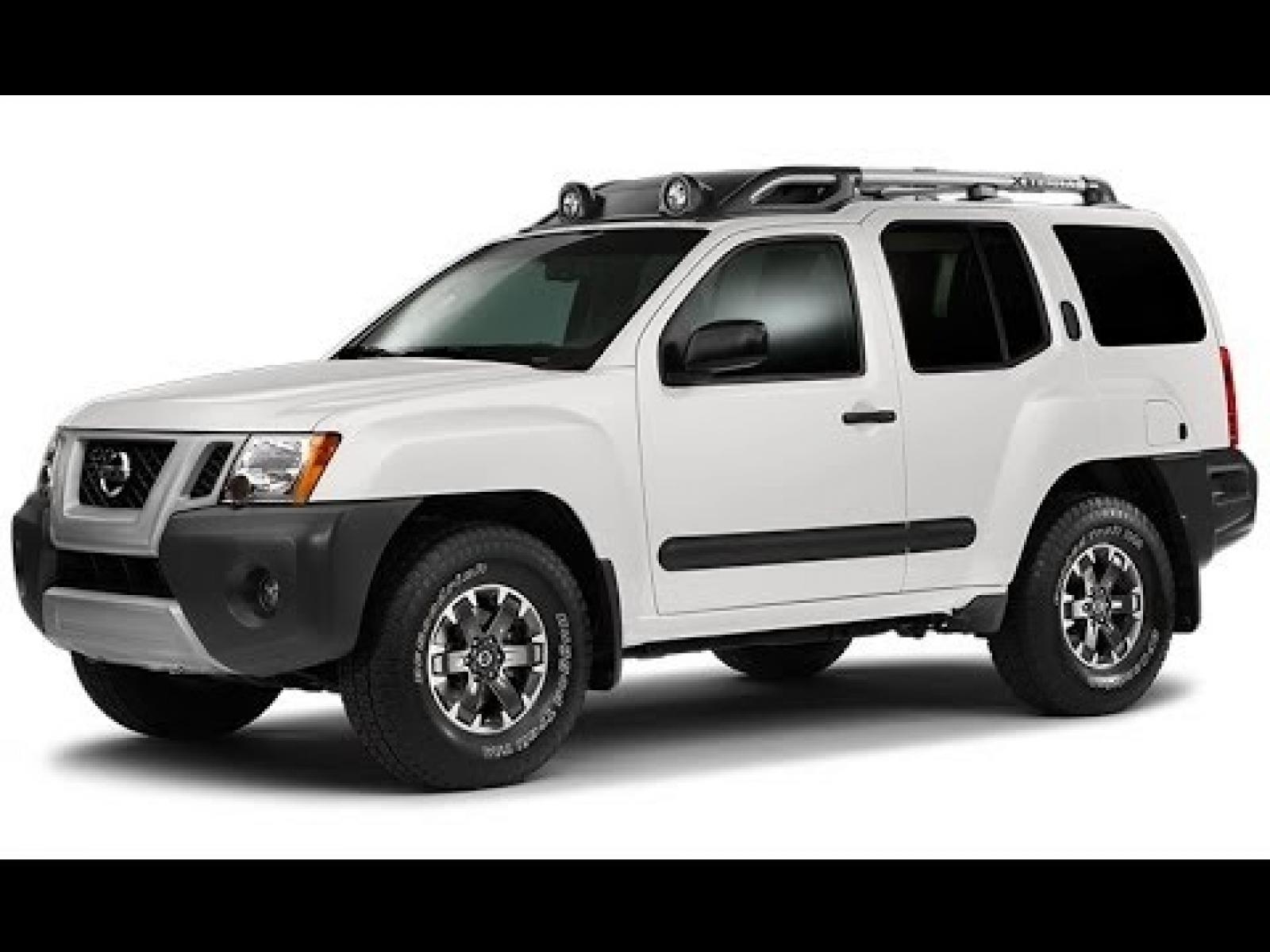 2015 Nissan Xterra Information and photos ZombieDrive