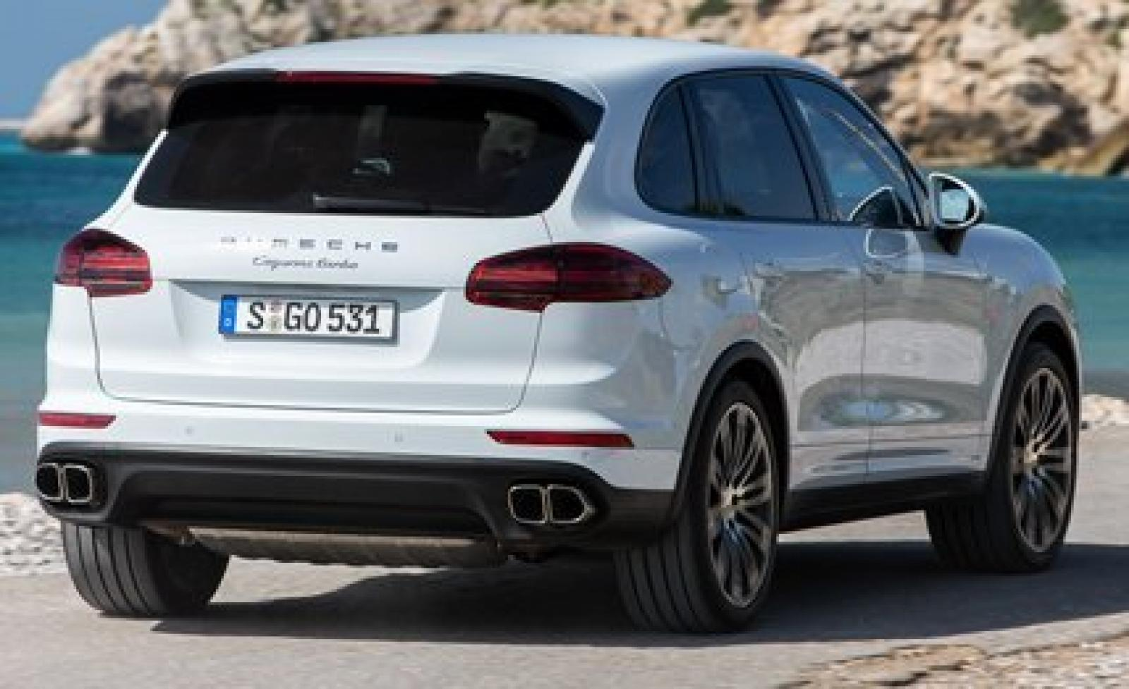 2015 Porsche Cayenne Information And Photos Zombiedrive