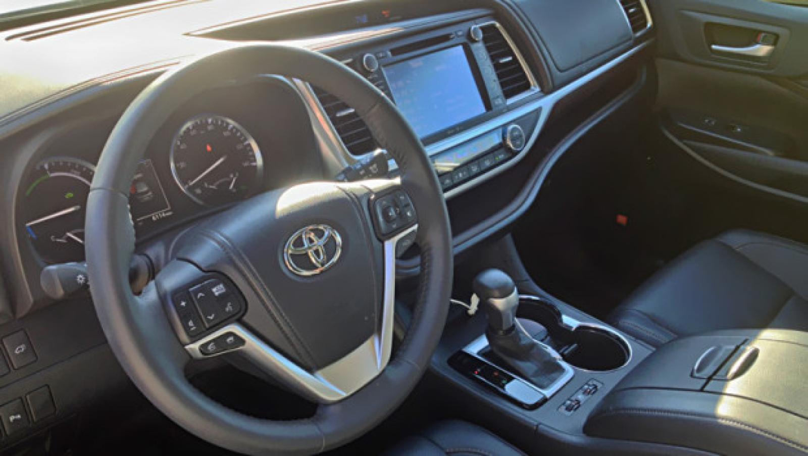 ... 2015 Toyota Highlander Hybrid #3 800 1024 1280 1600 Origin ...