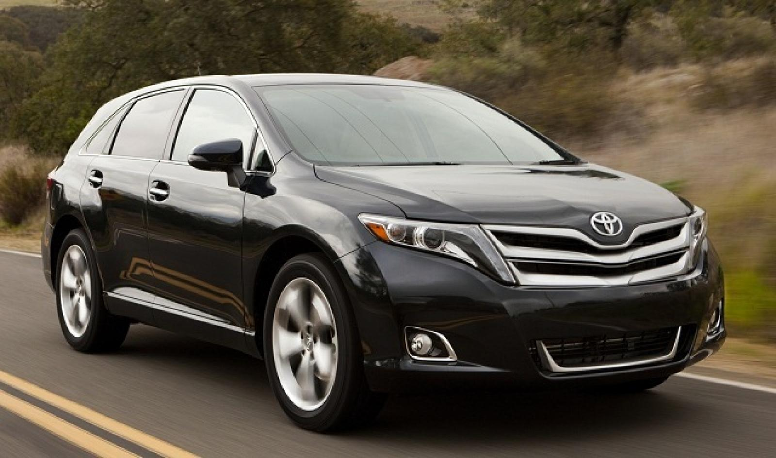 2015 toyota venza information and photos zombiedrive. Black Bedroom Furniture Sets. Home Design Ideas