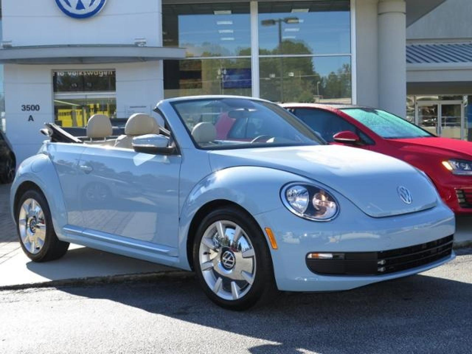 2015 volkswagen beetle convertible information and photos zombiedrive. Black Bedroom Furniture Sets. Home Design Ideas
