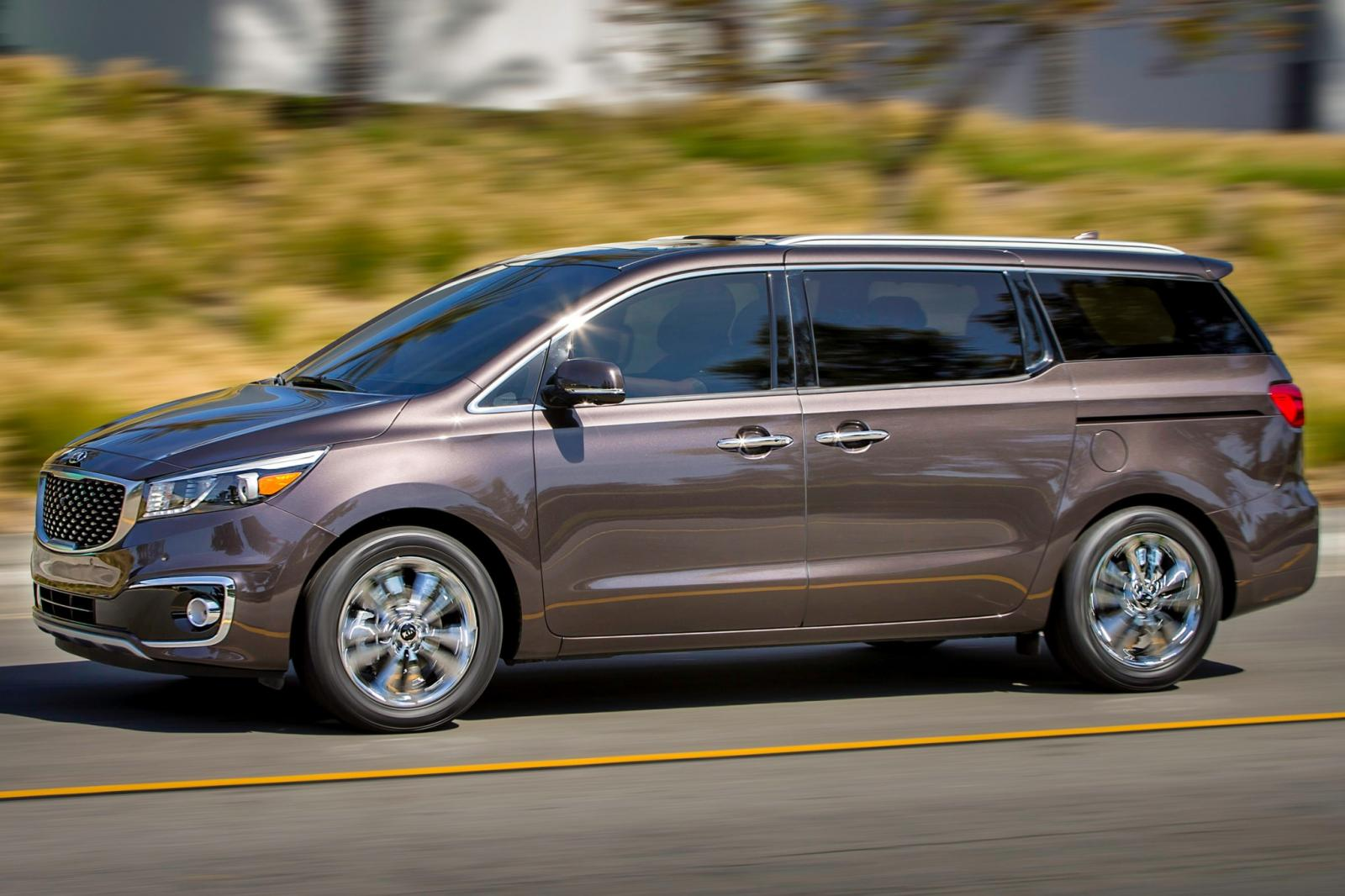 2015 kia sedona information and photos zombiedrive. Black Bedroom Furniture Sets. Home Design Ideas