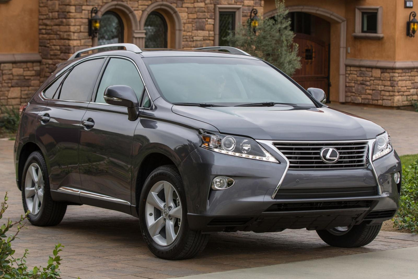 2010 lexus rx 350 interior features