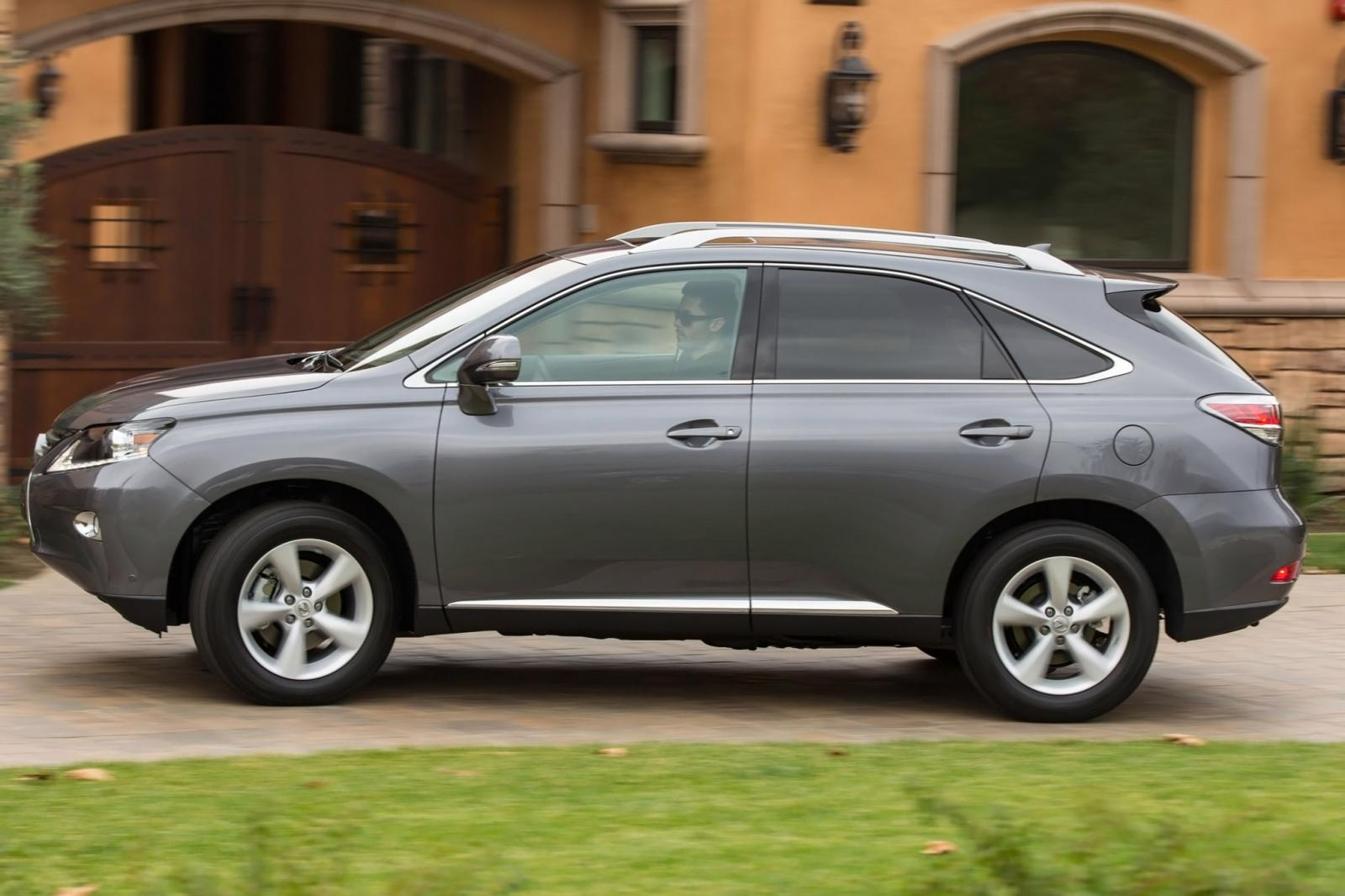 2015 lexus rx 350 information and photos zombiedrive. Black Bedroom Furniture Sets. Home Design Ideas