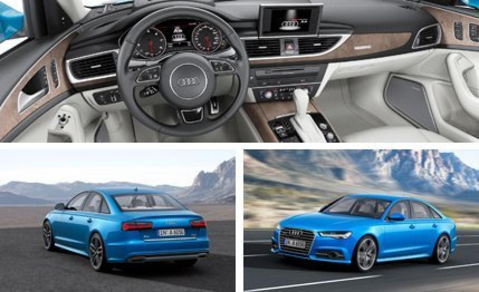 Audi A Information And Photos ZombieDrive - Audi new model 2016