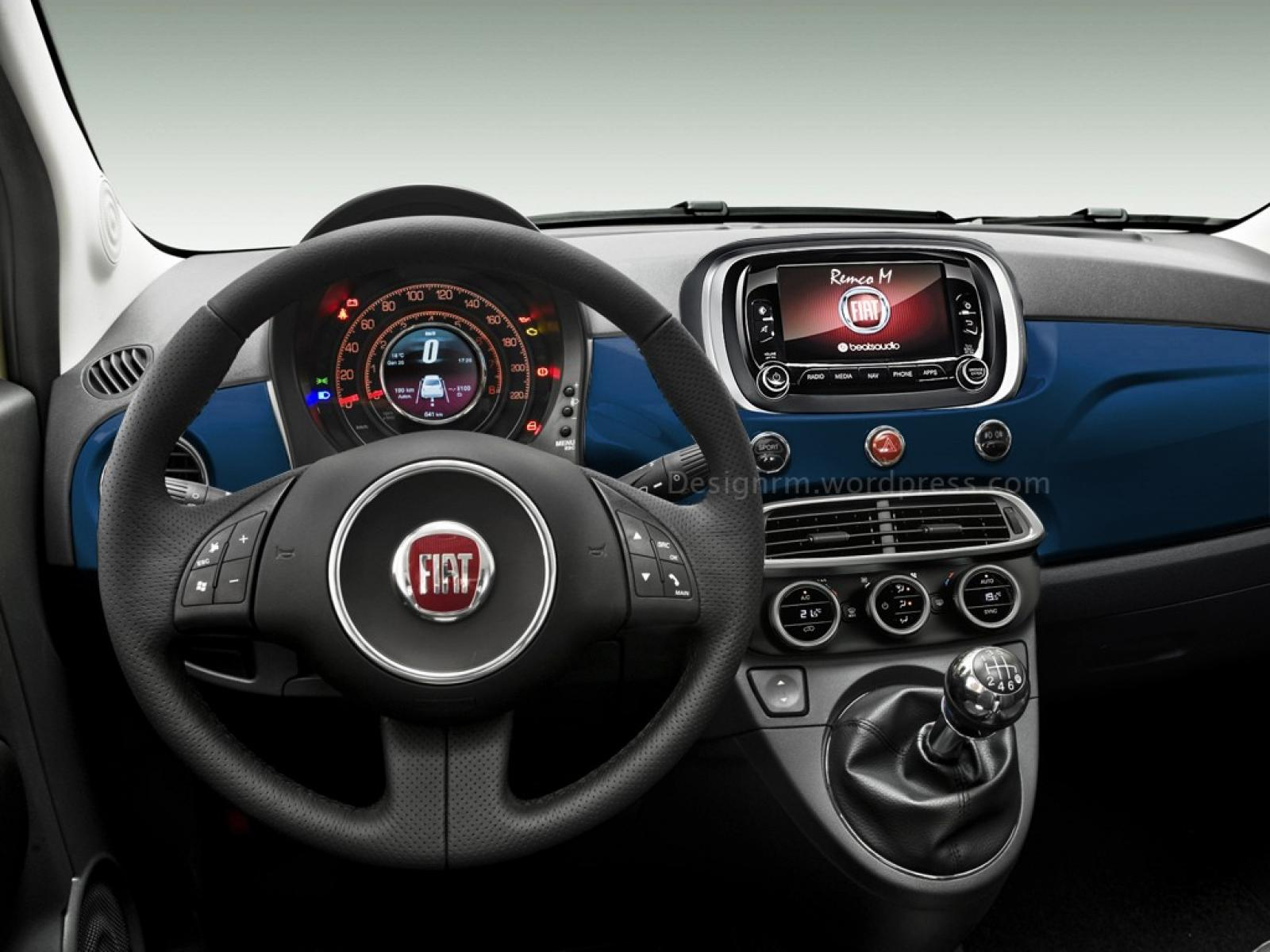 interior crossover surprises the segment fiat ultimate in everyone