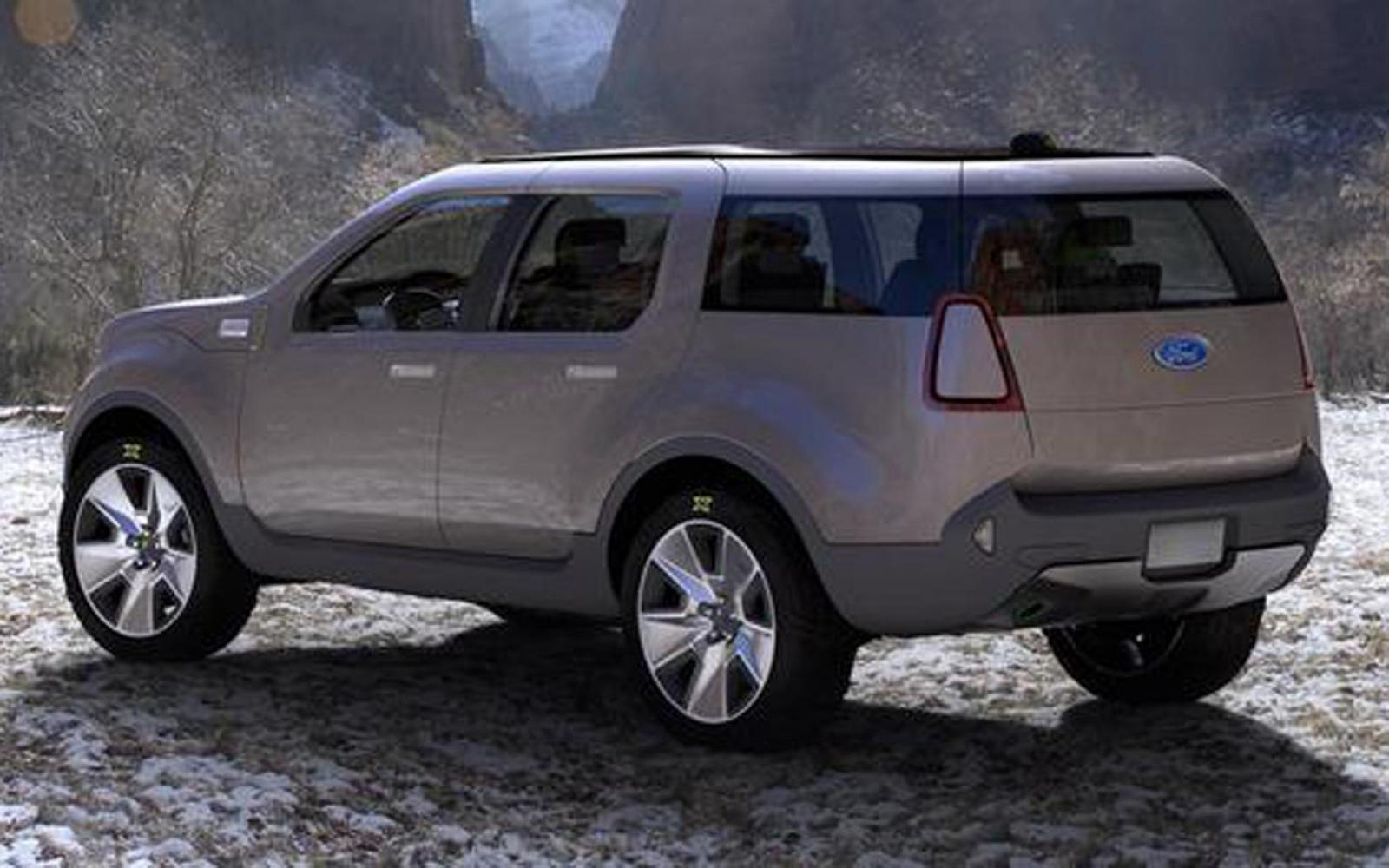 Ford Explorer Redesign Release Date Price And Specs