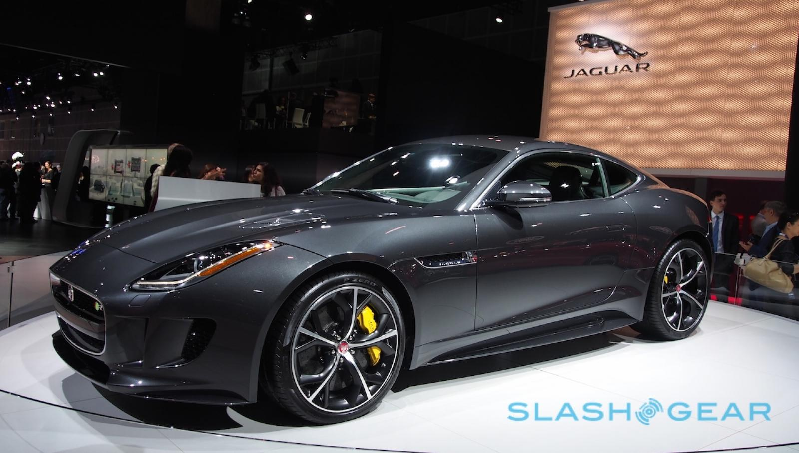 2016 Jaguar F-TYPE - Information and photos - Zomb Drive on