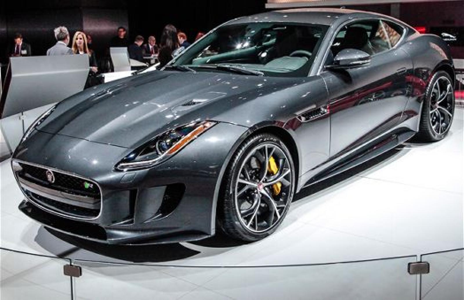2016 Jaguar F Type 2