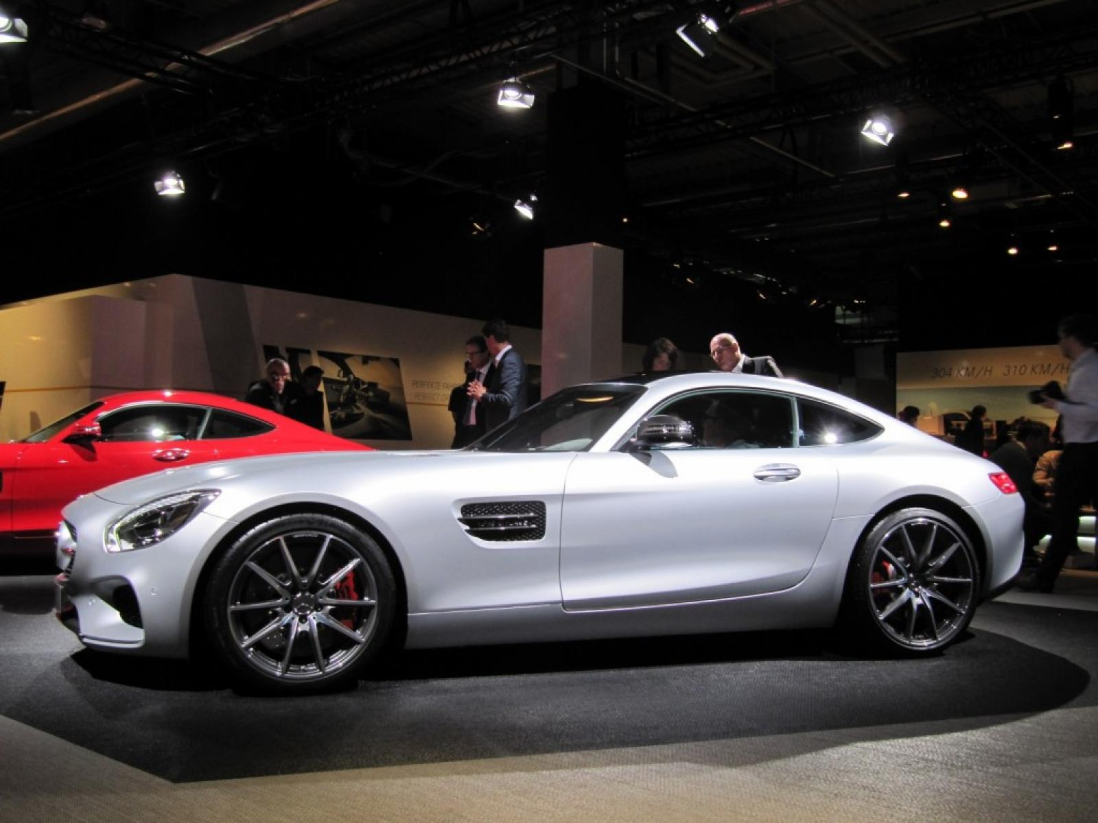 Cars: 2016 Mercedes-AMG GT S (Edition 1) Start Up, Road Test, and In ...