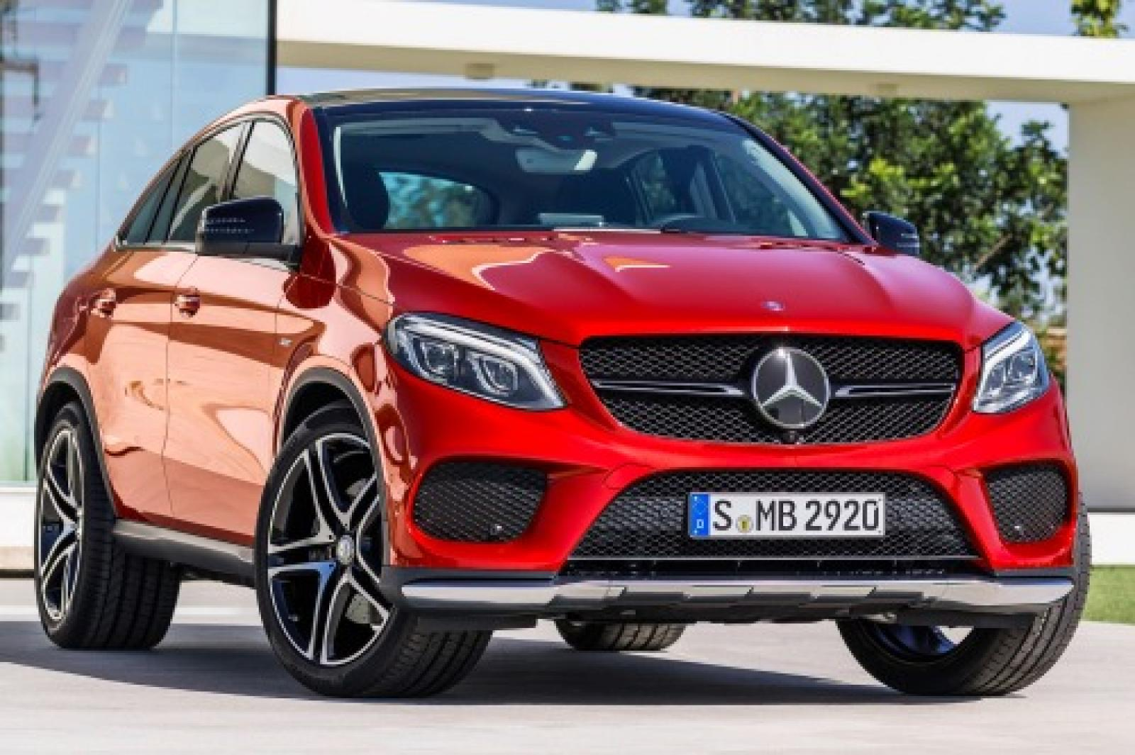 2016 Mercedes Benz Gle Cl 11