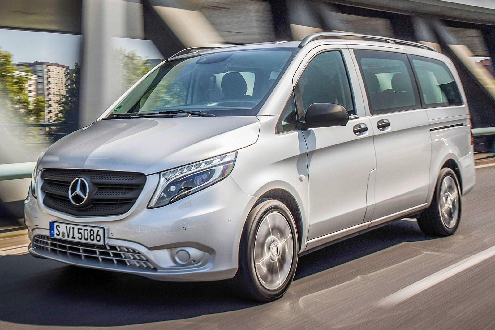 2016 mercedes benz metris information and photos for Minivan mercedes benz