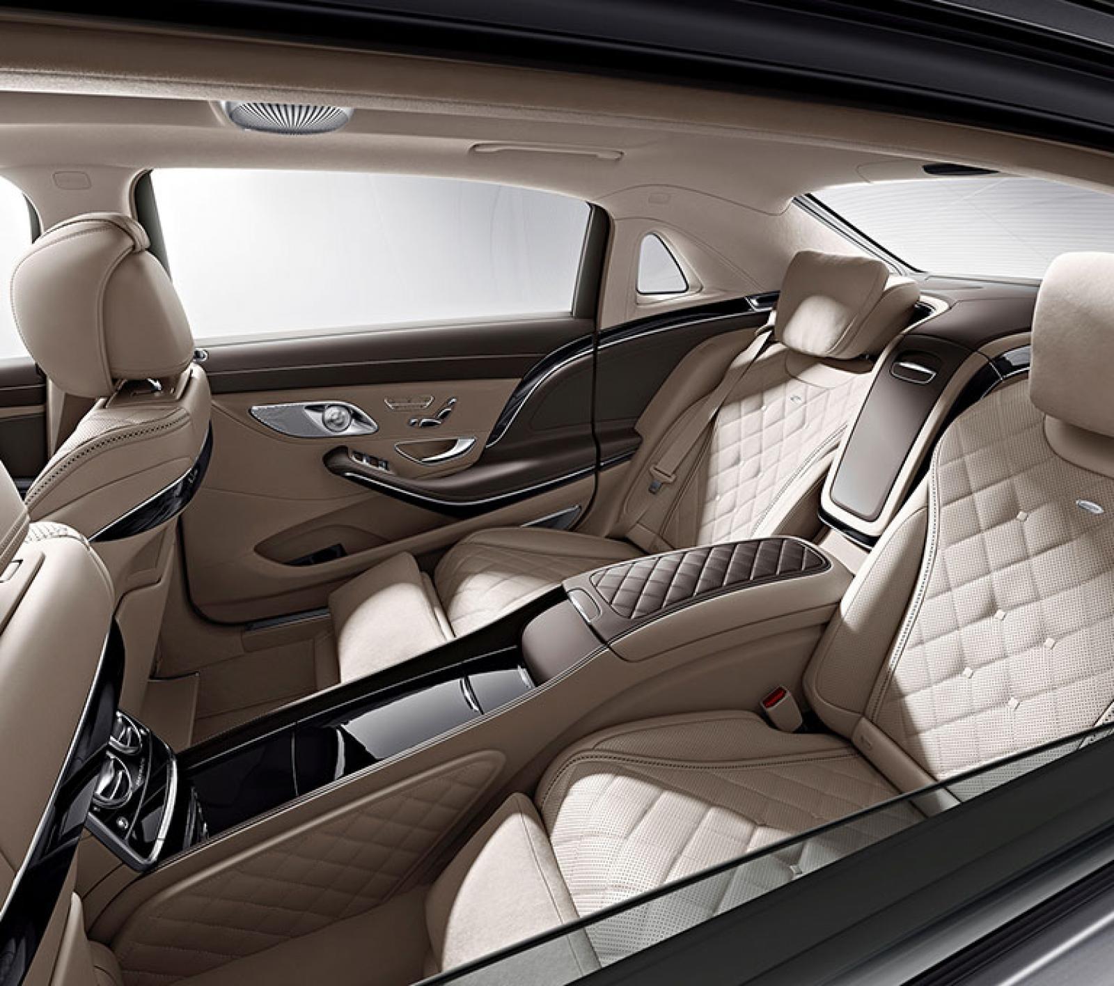 2016 Mercedes Benz S Cl 2