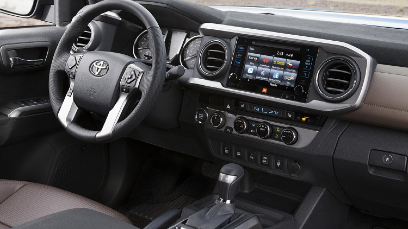 2016 Toyota Tacoma - Information and photos - ZombieDrive on toyota tacoma coil, toyota tacoma controls, toyota tundra wiring-diagram, toyota schematic diagrams, toyota tacoma relay location, toyota van wiring diagram, toyota tacoma solenoid, toyota brake wiring diagram, toyota tacoma fuel system, dodge neon wire diagram, toyota sequoia wiring diagram, toyota celica wiring-diagram, toyota liteace wiring diagram, toyota tacoma belt routing, toyota tacoma switch, toyota truck wiring diagram, toyota engine wiring diagram, toyota innova wiring diagram, toyota tacoma recovery points, toyota tacoma ignition,