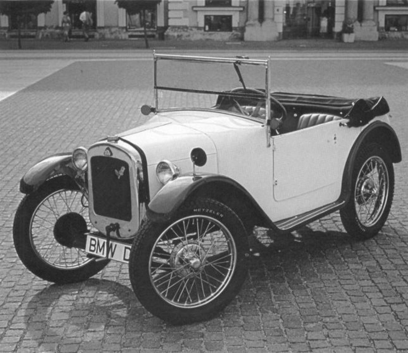 BMW DIXI THE FIRST BMW CAR EVER MADE 1600px Image 6