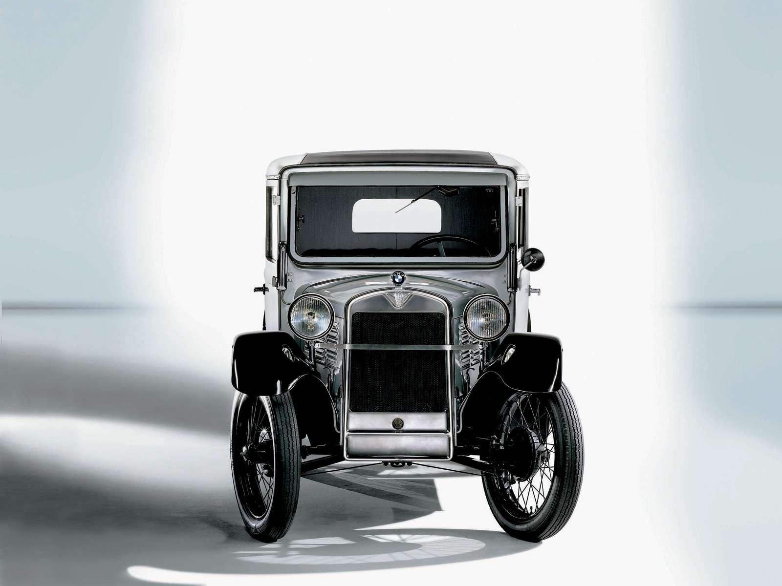 BMW DIXI - THE FIRST BMW CAR EVER MADE - 1600px Image #7