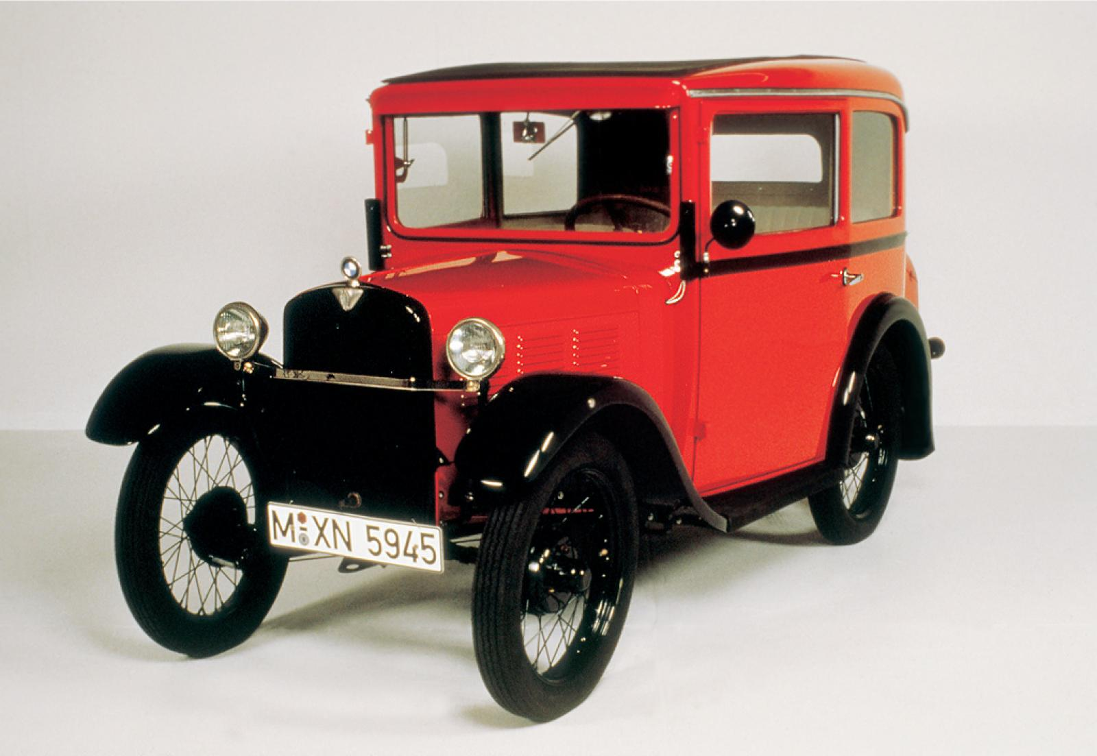 Bmw Dixi The First Car Ever Made 3