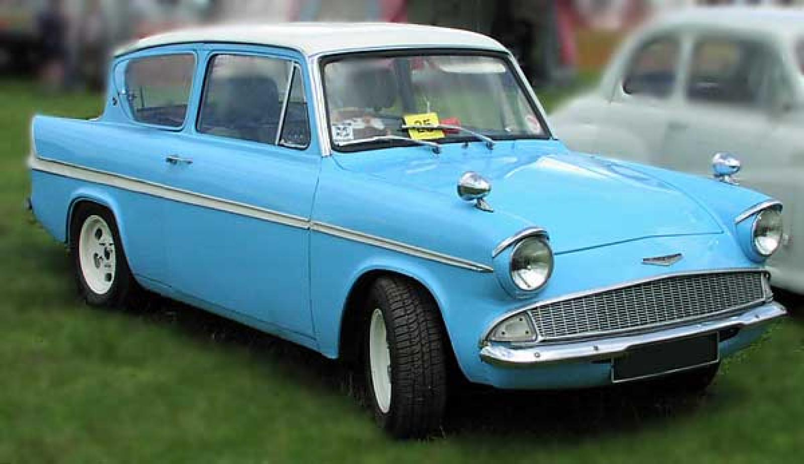 ford anglia from harry potter movie. Black Bedroom Furniture Sets. Home Design Ideas