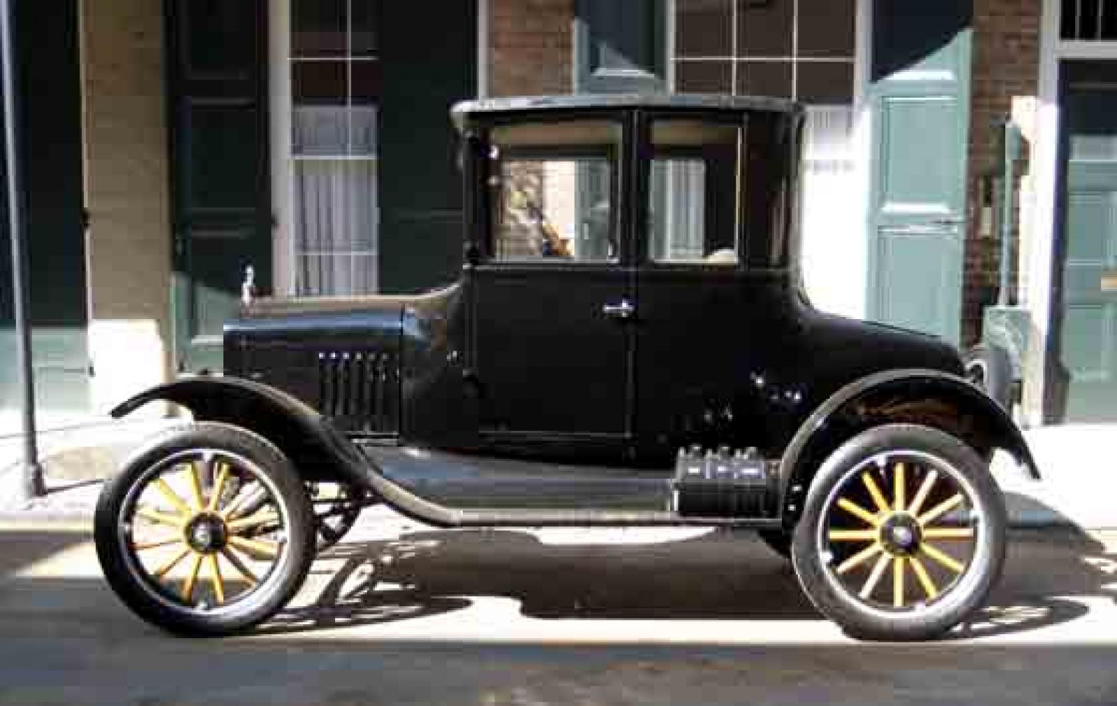 the modest beginning of ford Like most great enterprises, ford's beginnings were modest the company had anxious moments in its infancy, balancing precariously on the brink of bankruptcy until cash inflows from sales began the earliest record of a shipment is july 20, 1903, approximately one month after incorporation.
