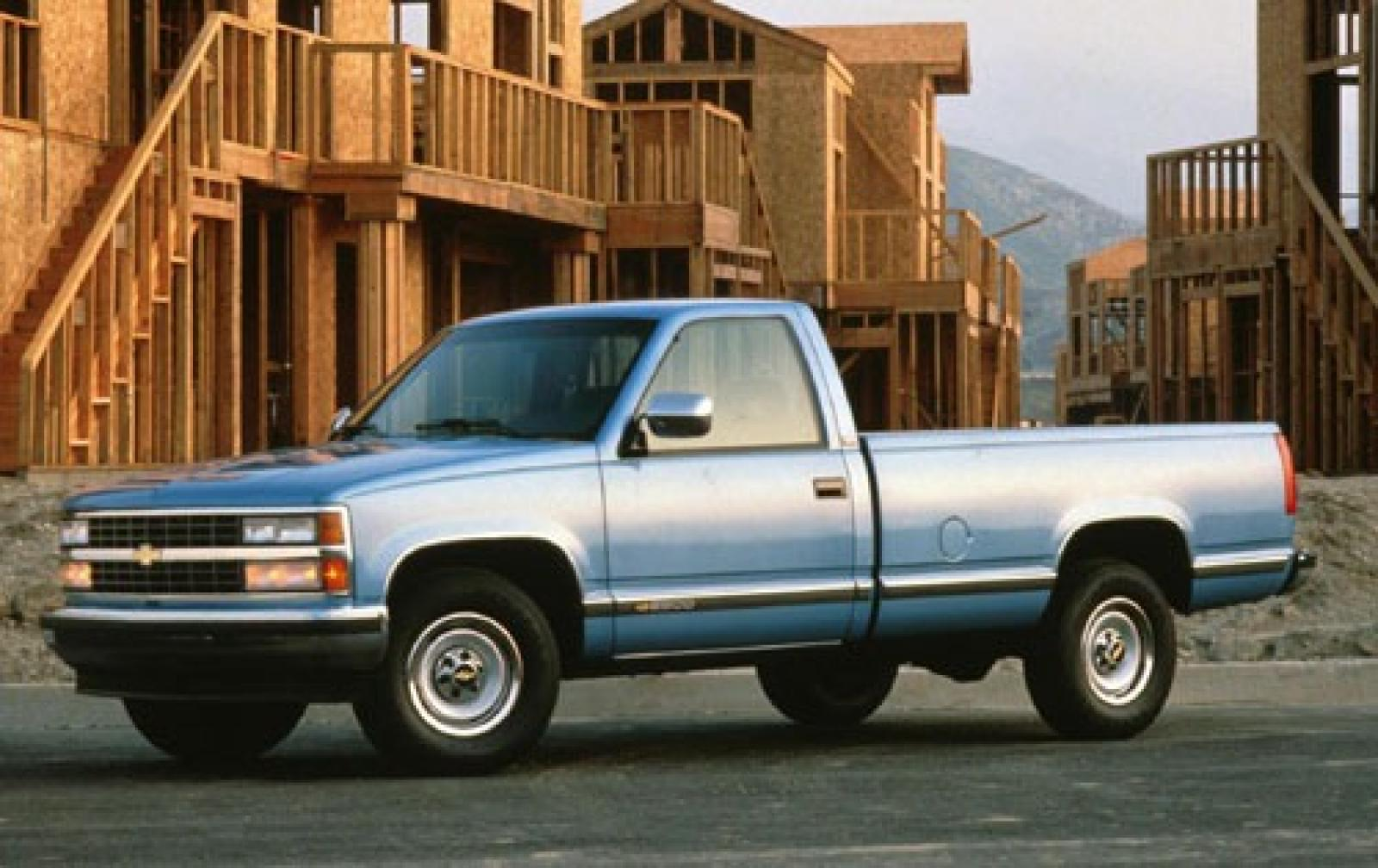 Chevy 1993 C K 2500 Wiring Diagram - Diagrams Catalogue on