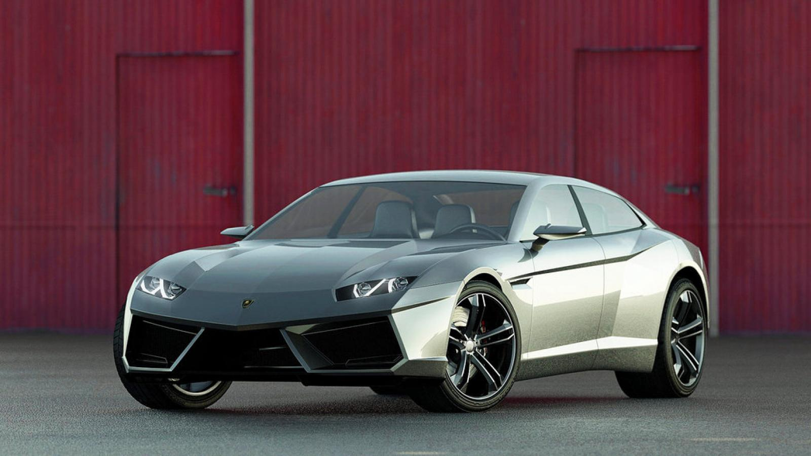 lamborghini estoque the concept that everyone dreams about