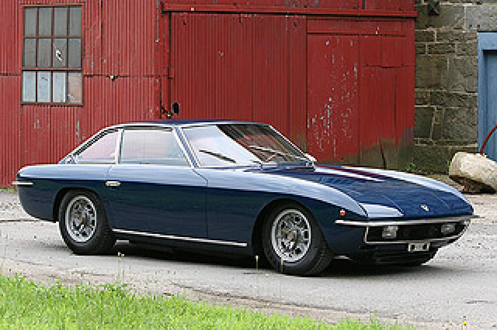 Lamborghini Islero S Vintage Photo Gallery