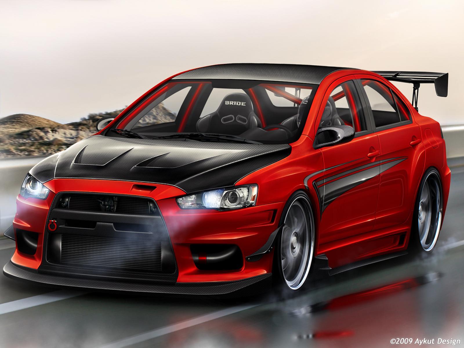 Mitsubishi evo msrp