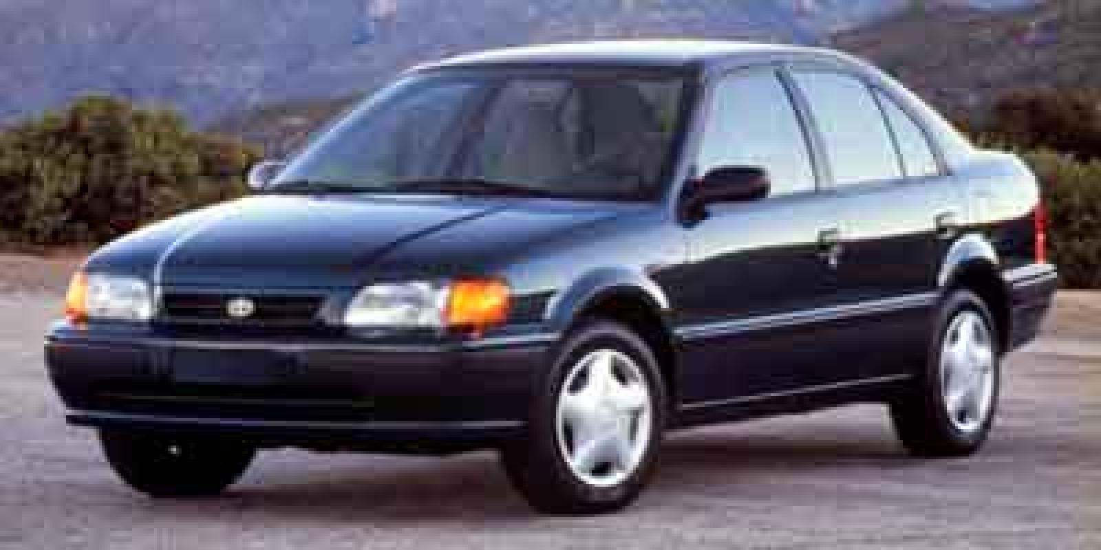 Toyota Tercel Handling Taken To The Next Level