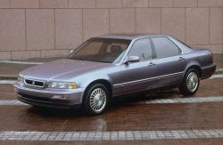 1990 Acura Legend #4