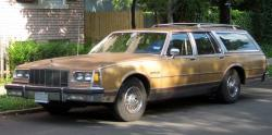 1990 Buick Estate Wagon #8