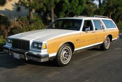 1990 Buick Estate Wagon #6